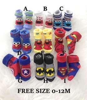 Baby sock