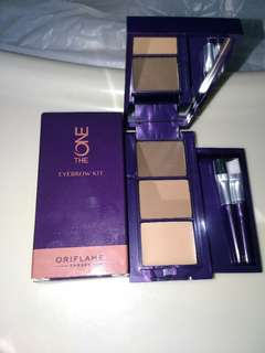 Eyebrow kit _ the one _ original oriflame