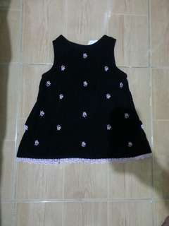 For 6-9mos. Dress