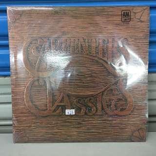 """Carpenters Classic 12"""" LP"""