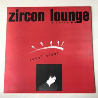 LP Zircon Lounge - Regal Vigor (1983)