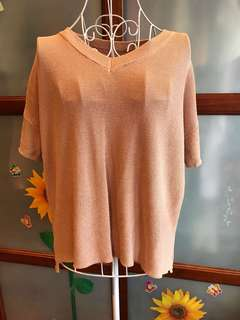 Blouse ( Brown)