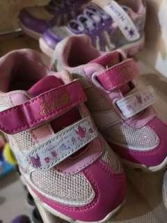 Princess Sofia rubber shoes