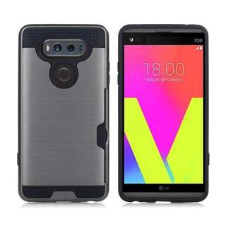 LG V20 Phone Cover with card slot