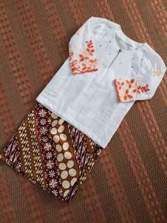 Baby/Toddler Mini Baju Kebaya