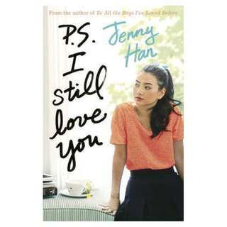 (EBOOK) P.S. I Still Love You -  Jenny Han