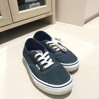 Vans Navy Blue Authentic
