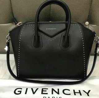 Bnew Givenchy Antigona Medium Studded