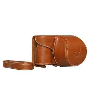 PU leather camera bag case for Sony a6000/a6300/NEX6