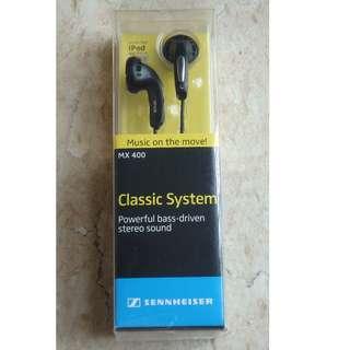 [BRAND NEW] Sennheiser MX400 Earphones