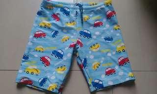🚚 名人男童泳褲