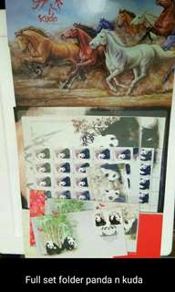 Stamps Special Collection setem