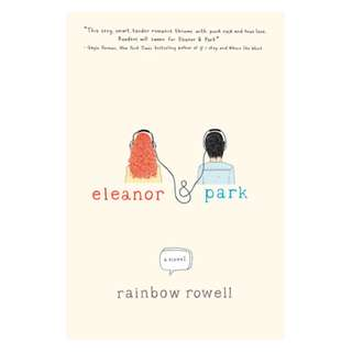 (EBOOK)  Eleanor & Park -  Rainbow Rowell