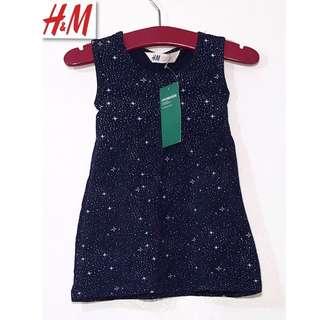 H&M Kids Jersey Dress PK2