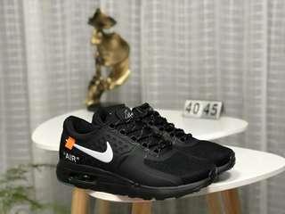 Nike Air Max zero SE X OFF-White 耐克 MAX87款聯名氣墊
