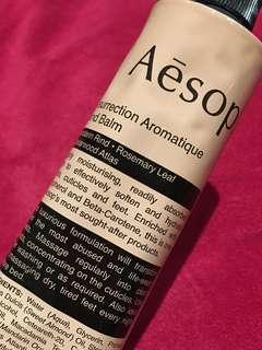 Aesop Resurrection Aromatique Hand Balm