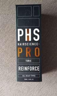 PHS Hairscience PRO Tonic (Reinforce) (Half price off!)