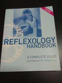 Reflexology handbook by Laura Norman