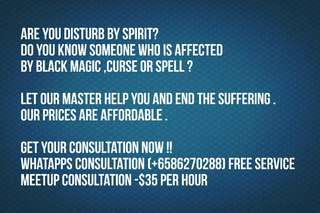 Black magic . Spiritual. Ritual.curse.spell