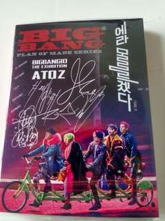 Big Bang Memo Pad