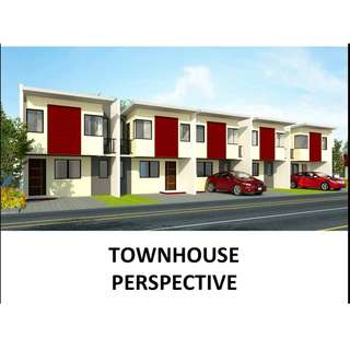 Townhouse For Sale in Antipolo Buenoville   Homes neat Vista Mall and Camella Sierra