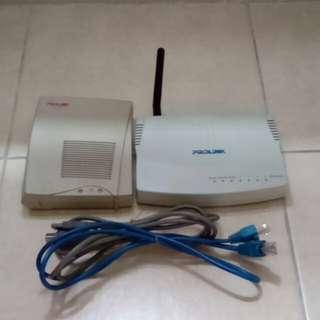 Router & Modern