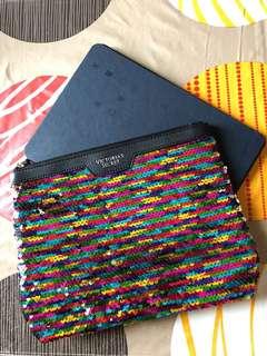 Victoria's Secret Sequin pouch
