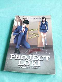 Project Loki Vol1 Part1 by Akosiibarra of wattpad