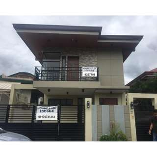 Ready to Move in House and Lot in Antipolo Filinvest East Marcos Highway | 4 Bedrooms 3 Toilet and Bath House and Lot