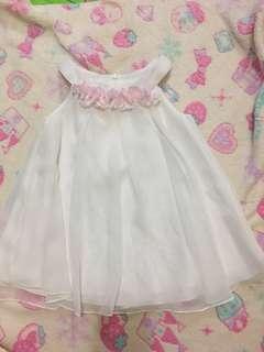 Crib Couture - White Dress