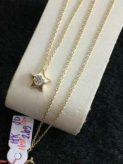 Saudi Gold 18K Star