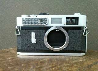 Canon 7 Rangefinder Film Camera Body