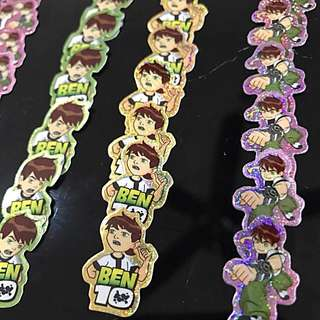 Ben10 Blingsticker Party Gift pack