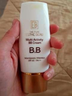 BB cream spf 45 Pa+++