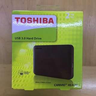 🚚 Toshiba 2T 硬碟