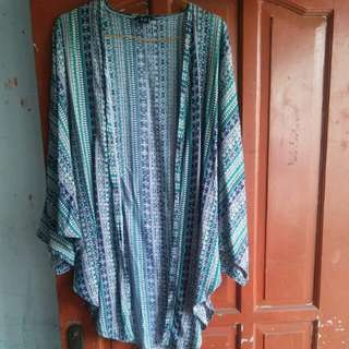 Outer batik katun fit to xxl