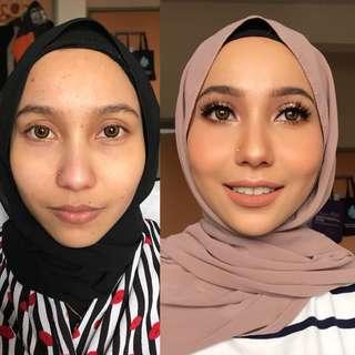 Makeup service shah alam / klang