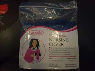 Lunavie Nursing Cover [Unused ; New in condition]