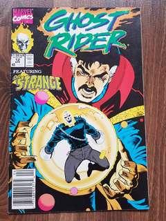 Vintage Ghost Rider Comics