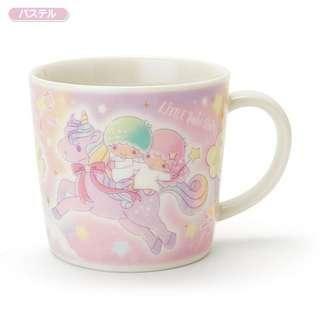 🚚 正版授權 三麗鷗 KIKILALA 雙子星 馬克杯 咖啡杯 水杯 杯子