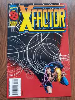 Vintage X-Men X-Factor Comic Book