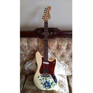 Fender Squier Cyclone Electric Guitar with DiMarzio humbucker pickup
