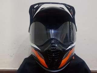 helmet arai ktm original