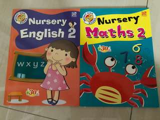 Nursery English and Maths