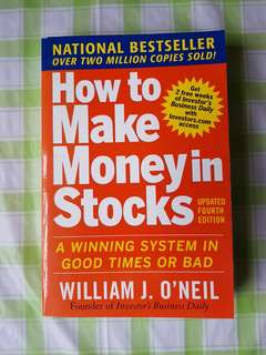 How to Make Money in Stocks 4th ed (William J O'Neil)