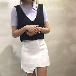 🚚 不規則短裙