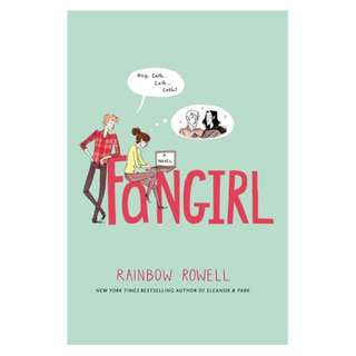(EBOOK) Fangirl - Rainbow Rowell