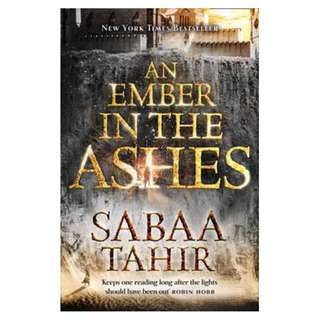 (EBOOK) An Ember in the Ashes - Sabaa Tahir