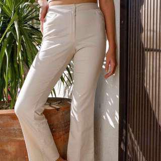U2 high waist trousers