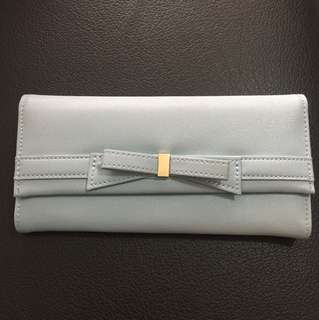 Long Wallet (powder blue)